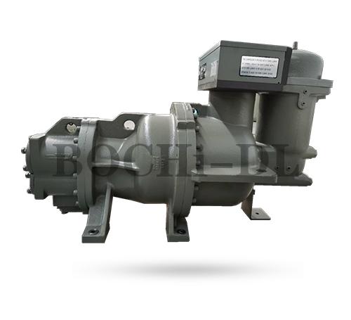 浙江iZS 系列半封闭变频单级螺杆冷冻机