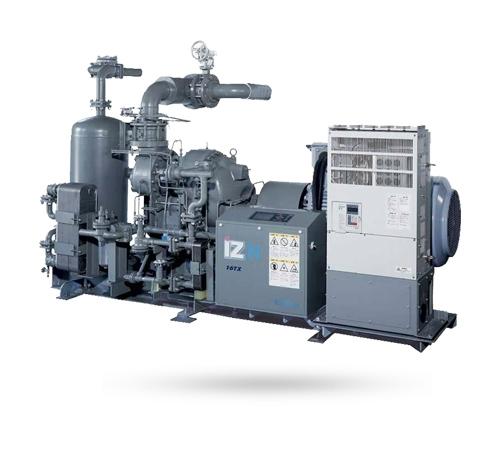 iZN 系列开启式变频螺杆冷冻机